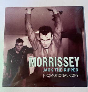 MORRISSEY JACK THE RIPPER CD ( PROMO ONLY  )