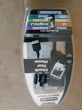 Wireless Gear Rapid AC Charger Nokia LG Samsung Sanyo HTC Motorola Kyocera Droid