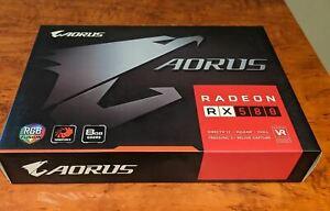 Aorus Radeon RX580 8 GB Graphics Card