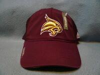 Adidas Texas State Bobcats Coach Meshback Flex S/M or L/XL BRAND NEW hat cap