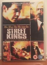 Street Kings DVD 15 Keanu Reeves Forest Whitaker The Game