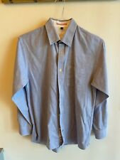 Apolis Oxford Shirts, Size Medium, Color Blue & white