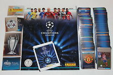 PANINI CHAMPIONS LEAGUE 2013/2014 13/14 - Set Completo Complete set + Album MINT