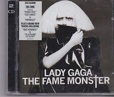 Lady Gaga-The Fame Monster 2 cd album