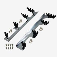 Chrome Spark Plug Wire Divider Linear Loom Black Separator V8 Valve Cover Ford