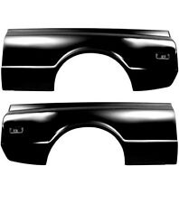 68-72 Chevy C10/K10 Truck Driver & Passenger Side Shortbed 6' Bedside Pair LH/RH