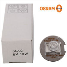 For OSRAM bulb 64222 6V10W PG22 slit lamp microscope bulb