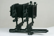 "CAMBO SCX WITH 3 OBJECTIEVEN,4X5""FIDELITY CASS,POLAROID CASS AND HORSEMAN 452 FI"