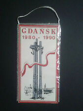 ORIGINAL POLAND PROPORCZYK X LAT SOLIDARNOSC GDANS 1980/1990 - SOLIDARITY Pe