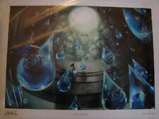 "Alice Madness Returns ""Tears"" Lithograph Signed Numbered Print 40/500 Dillon"