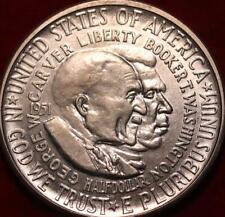 Uncirculated 1951-D Denver Mint Washington/Carver Silver Comm Half