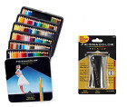 Prismacolor Premier Colored Pencils Soft Core 132 Count + Prismacolor Sharpener