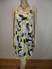 ONE TEASPOON Geometric Print Dress sz 6 - BUY Any 5 Items = Free Post