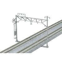 Kato 23-061 Caténaire Voie Double Large / Catenary Double Track Wide 10pcs - N