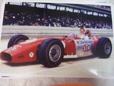 1964 STUDEBAKER STP SPECIAL BOBBY UNSER INDY 500 CAR 11 X 17  PHOTO /  PICTURE
