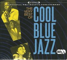 THE VERY BEST OF COOL BLUE JAZZ Inc MILES DAVIES STAN GETZ BILLIE HOLIDAY & MORE