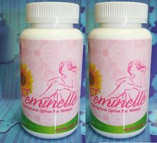 2 FEMINELLE (240 CAPS) NEW FORMULA Menopausia 2 Times more effective / 8 months