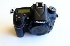 Nikon D7100 24.1MP Digital SLR Camera Body Only - condition is used
