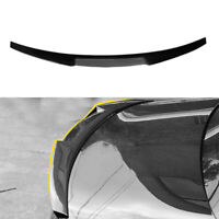 Real Carbon Fiber Rear Trunk Spoiler  For Audi A5 S5 RS5 Coupe 2009-2016