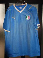 maglia shirt italia nazionale italiana puma senza nr e nome L perfetta