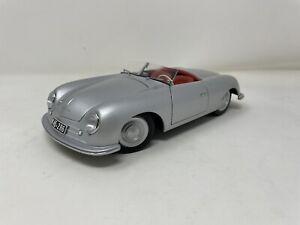 AUTOArt 1/18 Porsche 356 Number 1 Silver #78072