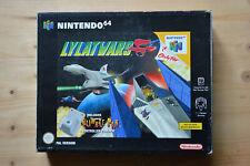 N64 - Lylat Wars inkl. Rumble Pak und Spielanleitung in OVP