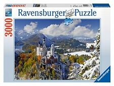 Puzzle 3000 Neuschwanstein - Giochi da tavolo e Società Ravensburger