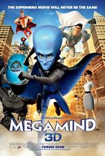 Megamind Poster Length: 700 mm Height: 1200 mm SKU: 55