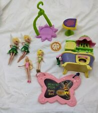 Disney Mini Doll figurines furniture accessories