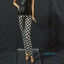 "Handmade~Doll pants for 12"" Doll~ Barbie,FR, Silkstone #B19-1-001229-2"