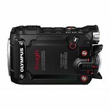 Olympus Tough TG Tracker 4k Action Camera 30 M Waterproof 100 Kg Crushp - Black