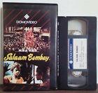 VHS FILM Ita Drammatico SALAAM BOMBAY! mira nair DOMOVIDEO ex nolo no dvd(VHS17)