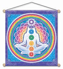 "Mandala Arts Meditation Banner ""Light Body"" by Bryon Allen (MB15)"