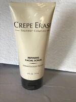 New Sealed Crepe Erase Trufirm Complex Refining Facial Scrub 6 Oz Full-Sized