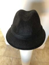 Men's Seifter Assoc. Cashmere & Wool Crushable Fedora, Size XL