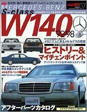 Hyper Rev Mercedes Benz W 140 S class book tuning AMG Brabus Lorinser W140