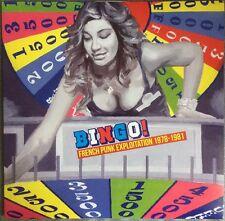 BINGO French Punk Exploitation 1978-1981 SODA FRAISE GÉRARD DEPARDIEU BULLDOZER