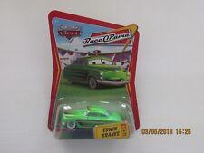 Disney Pixar Cars 2 EDWIN KRANKS WW TIRES GREEN BUBBLE DENT RACE Hot CB-SS-GN