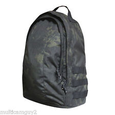 OPS / UR-TACTICAL EASY PACK, LOW PROFILE ASSAULT BACKPACK IN MULTICAM BLACK