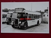 PHOTO  EASTERN COUNTIES BRISTOL  VO5G BUS NO 215 REG VV 6251