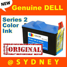 New Genuine Dell Series 2 Color Ink for Dell A940/A960 AIO 7Y745/310-3541/C898T
