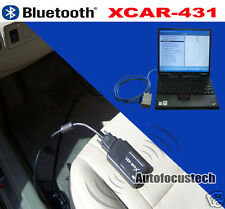 Universal Bluetooth Wireless Xcar 431 X-car 431 Scanner Car Code Diagnostic Tool