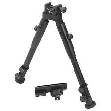 "CCOP USA 10"" Tactical Rifle Picatinny Swivel Stud Mount Bipod Stabilizer BP-59M"