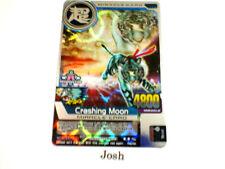 Animal Kaiser Evolution Evo Version Ver 8 Silver Card (M102E: Crashing Moon)