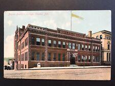 Postcard Omaha NE c1904 - Boyles Business College Founded in1897 - Night School