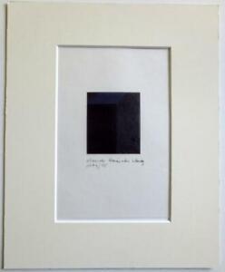 "Antes Horst  -  ""Ehemals Haus ocker Schwarz"",  1994/95"