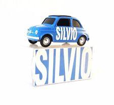 FIAT 500 SPECIAL EDITION ELECTION DAY 2008 SILVIO, BRUMM 1/43 DIECAST CAR MODEL