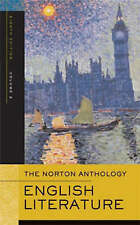 The Norton Anthology of English Literature: Romantic Period Through the Twentiet