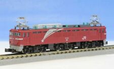 Rokuhan T015-1 Z Scale Electric Locomotive Type EF81 Hokutosei Color