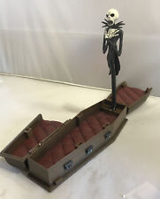 NECA Disney Nightmare Before Christmas JACK IN COFFIN ~ Animated/sound - in Box